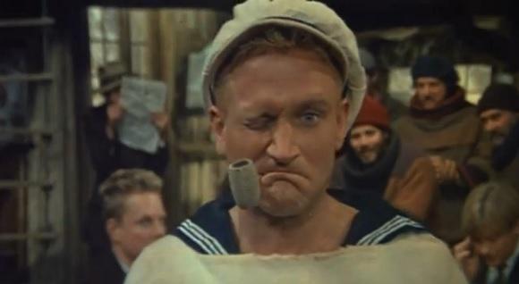 Robin Williams Popeye Gif