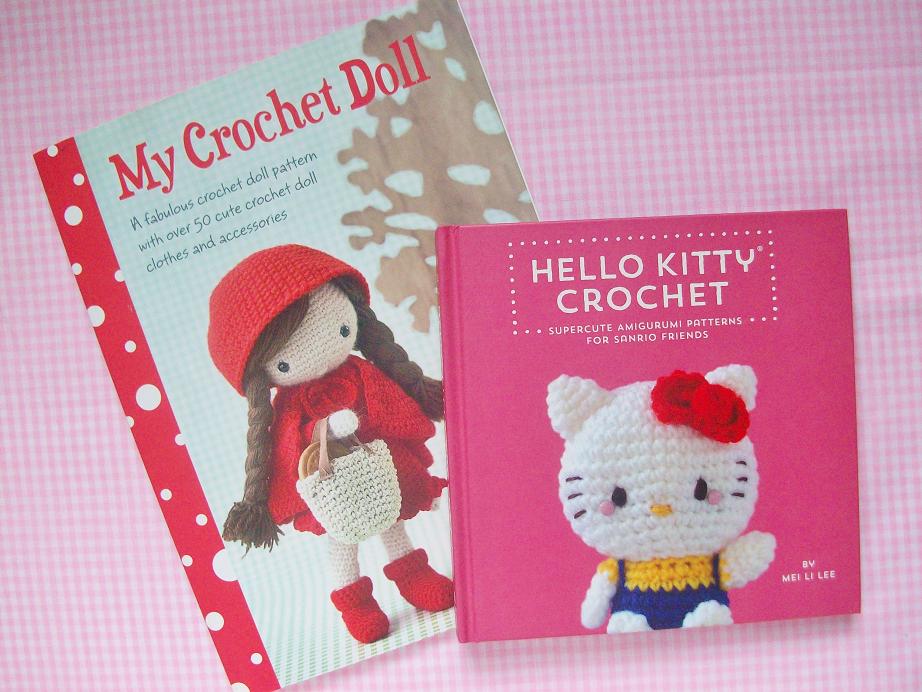 Amigurumi Doll Book : Mooeyandfriends haul crochet books