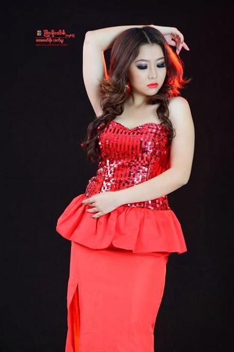 Thun Sett - Myanmar Model