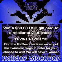 Enter the Twinsie Tuesday Giveaway!