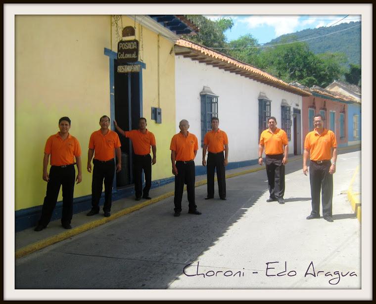 Pueblo de Choroni