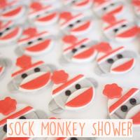 http://www.bakingwithbest.com/2012/05/sock-monkey-baby-shower.html