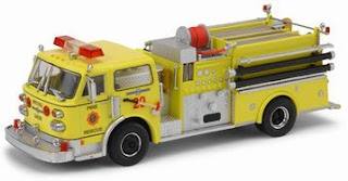 amercom code 3 fire engine