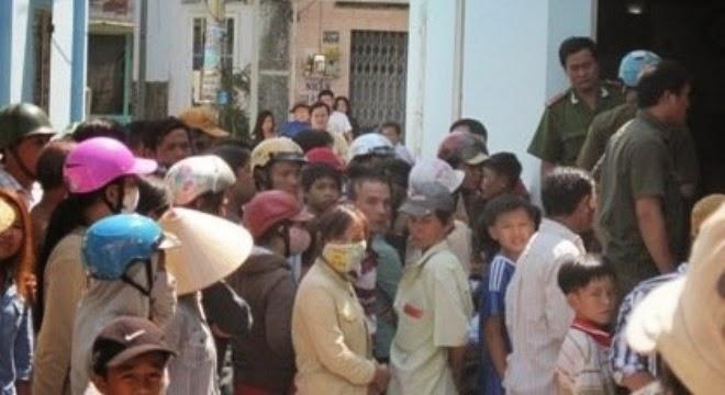 Gia Lai: Vợ đâm chết chồng vì lời thách thức