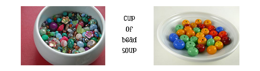 Pretty Things - Cup Of Bead Soup