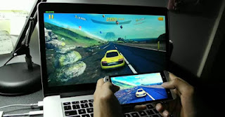 Kontrol PC dari Android Mobile Smartphone