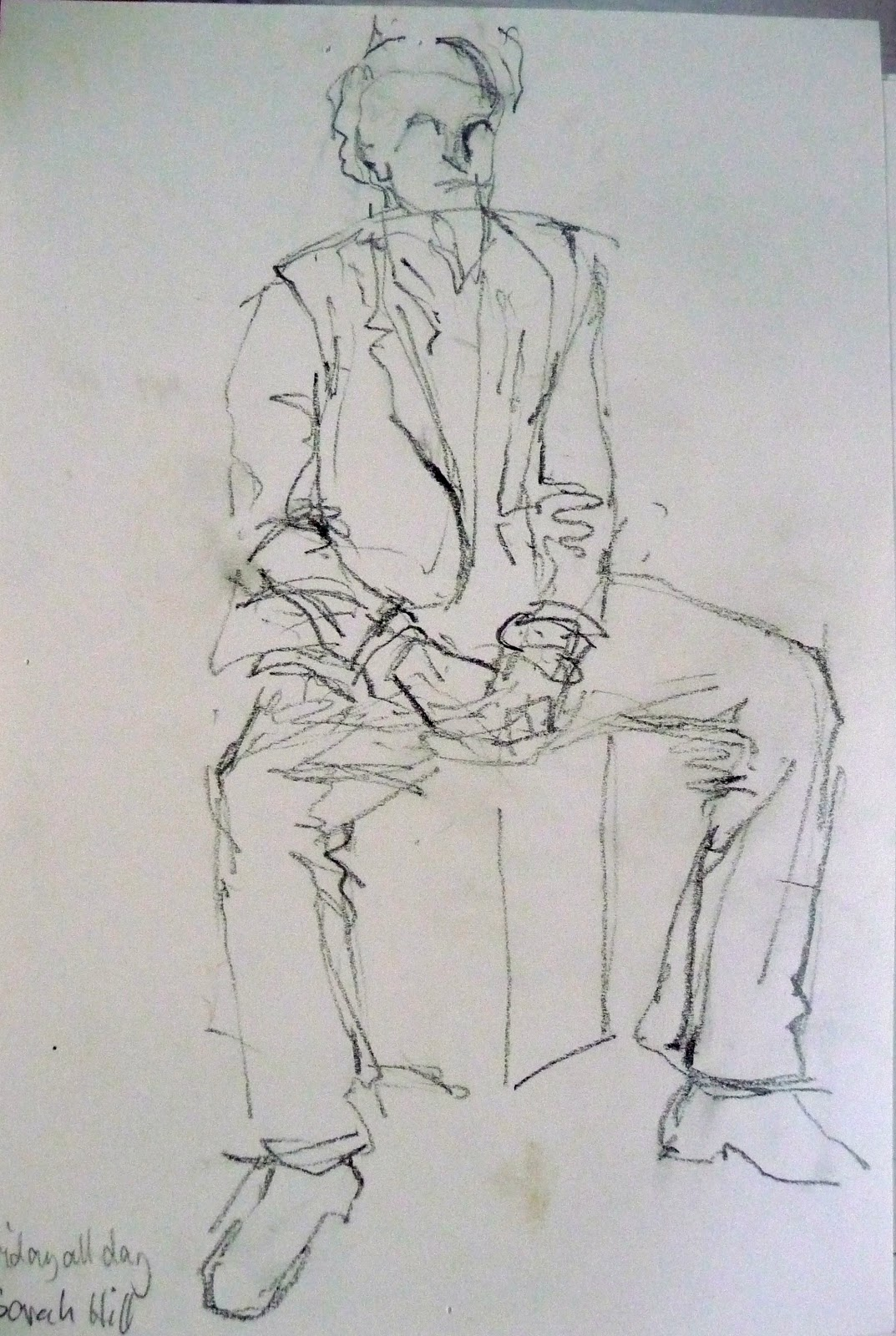 Sarah Hill U0026 39 S Art   Figure Drawing At Leith