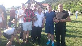Pobjednici  u bacanju kamena 07. juni 2015. god