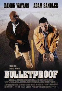 Sinopsis Film Bulletproof