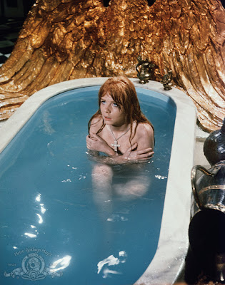 Jane Asher in The Masque of the Red Death Nude