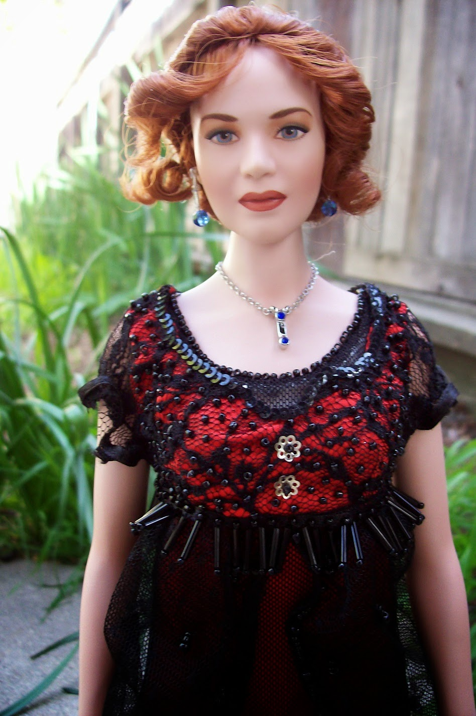 "Danbury Mint Titanic ""Rose"" doll: a review"