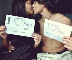 Admitir que le quiero?Seria poco.