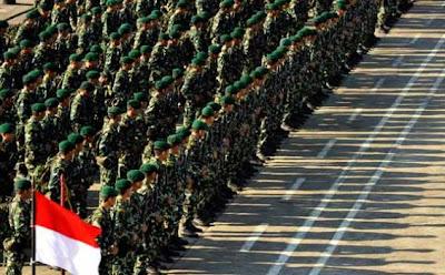 TNI Perkuat Komando Kewilayahan di Daerah