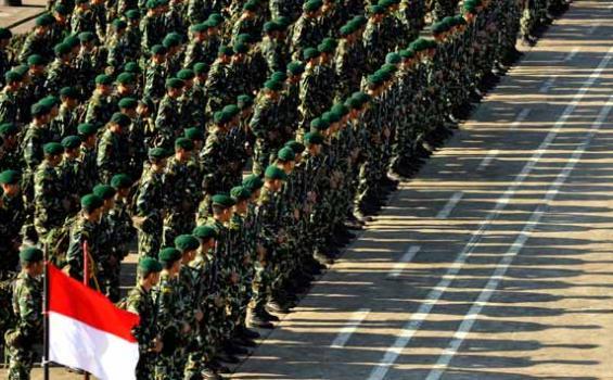 Menhan Laporkan Perkembangan Pembangunan Kekuatan TNI kepada Presiden