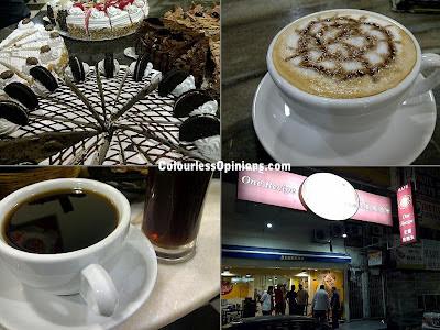 One Recipe Cafe SS2 PJ