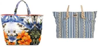 Модни тенденции при чанти с принтове