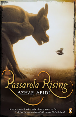 Passarola Rising by Azhar Abidi (2006, Hardcover) Adventure