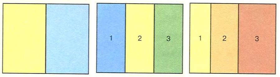 Пэчворк. Дизайн «Вертикальные полосы»