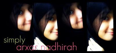 Arxar Nadhirah