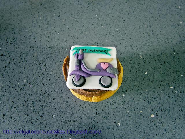 cupcakes vespa