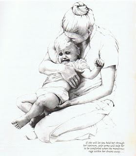 Cara Mengatasi Bayi Tantrum