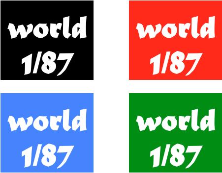 World 1/87