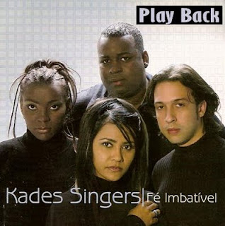 Kades Singers - Fé Imbatível (2004) Play Back