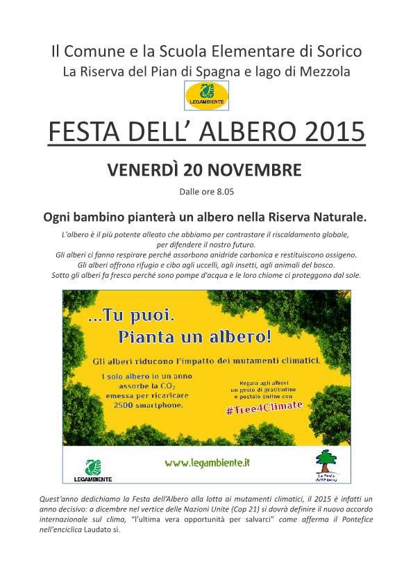 Festa dell'Albero 2015