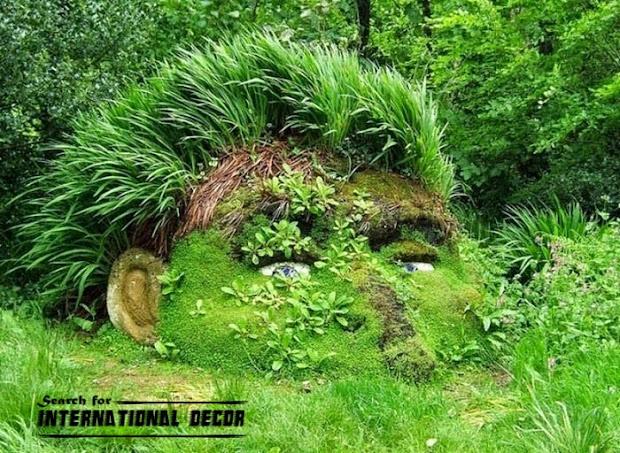 unique landscaping ideas design