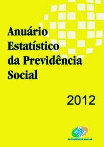 ╔ Anuário Estatístico do MPS 2012 ╝