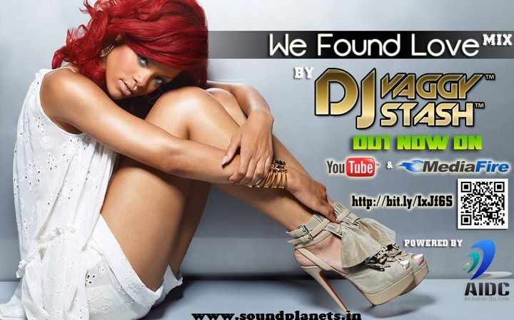 We Found Love Ringtone Free (Android & iPhone)