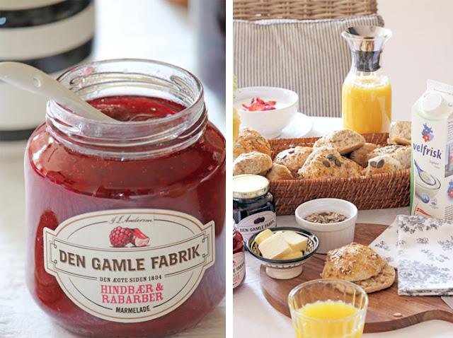 Amalie loves Denmark DEN GAMLE FABRIK Marmelade