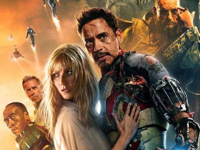 El hombre de hierro 'Iron Man 3' arrasa en taquilla internacional