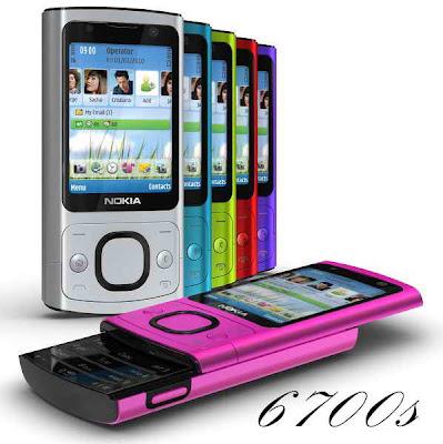 download firmware nokia 6700