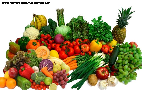 Macam-macam vitamin dan kegunaannya