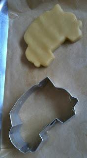 cara buat cutter fancy cookies