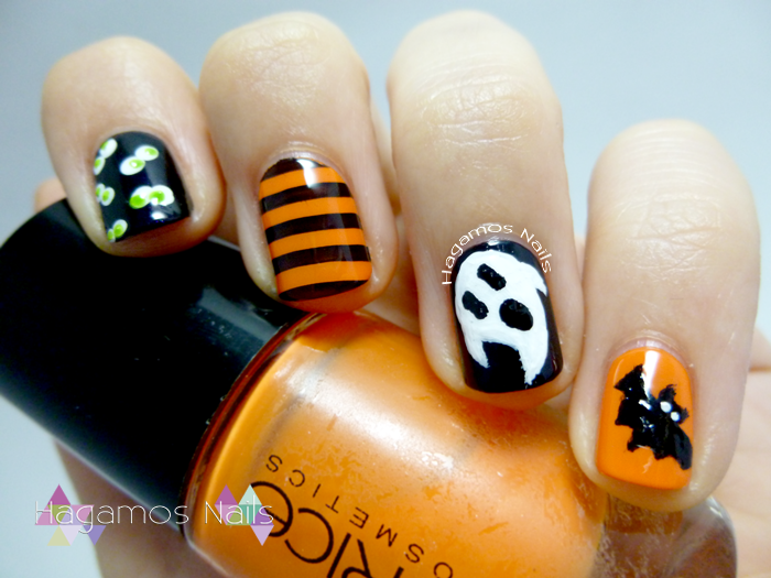 Nail Art Halloween. Hagamos Nails