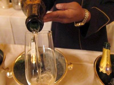 Champagne by Carol Gillott