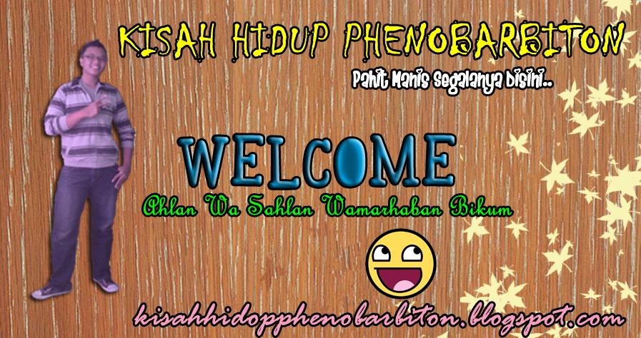 Kisah Hidop Phenobarbiton