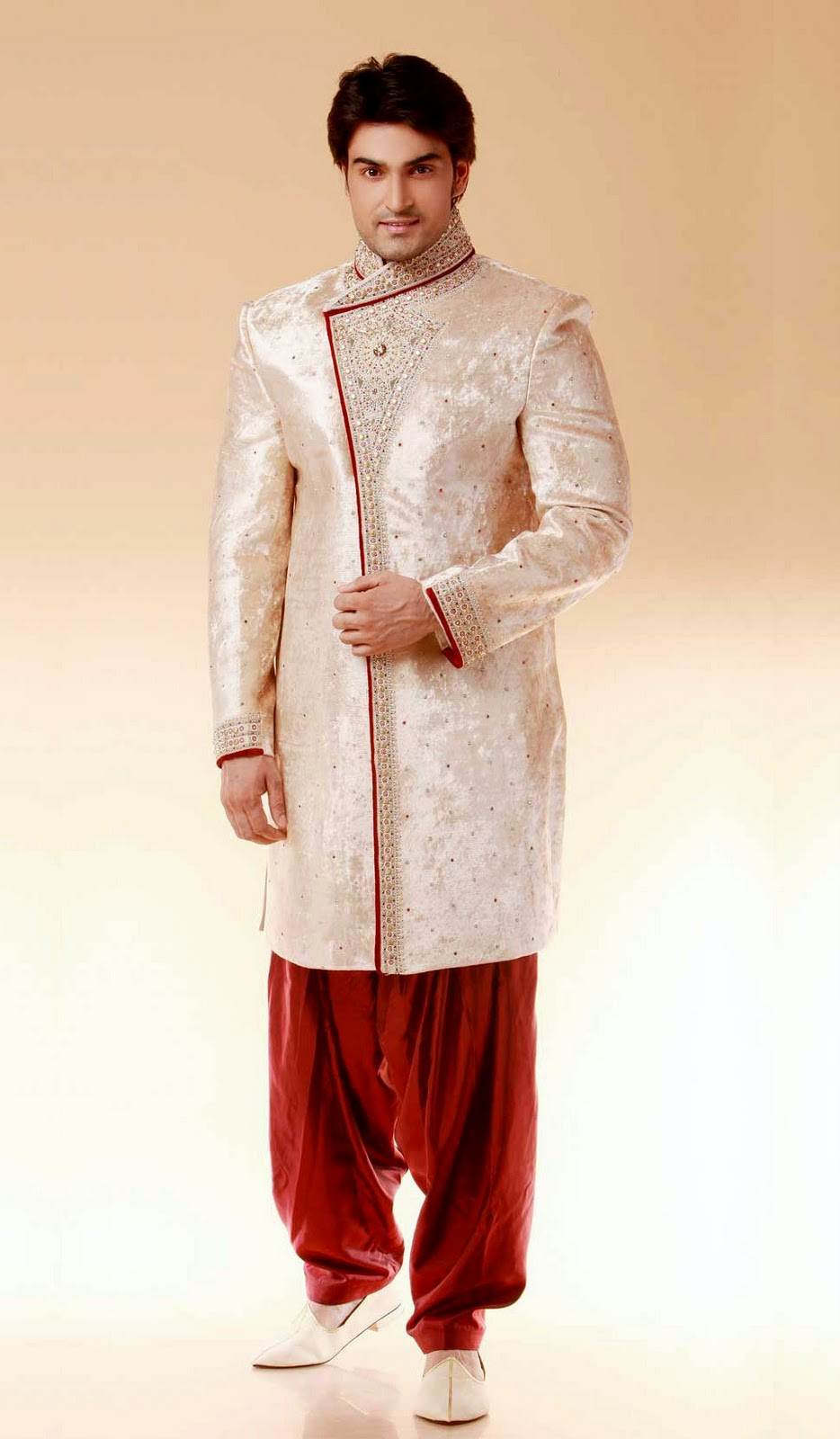 Wedding Sherwani And Kurta Pajama Collection 2012 | Indian ...
