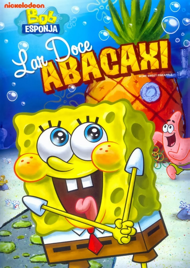 Bob Esponja: Lar Doce Abacaxi – Dublado (2013)