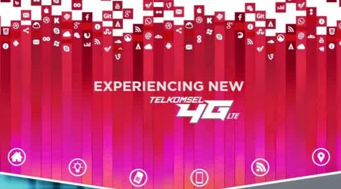 Gambar Telkonsel 4G LTE