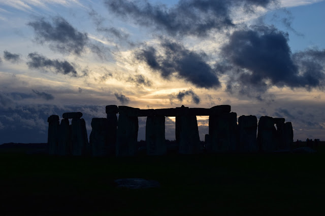 Stonehenge Winter Solistice