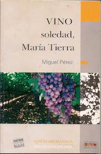 Vino soledad,María Tierra