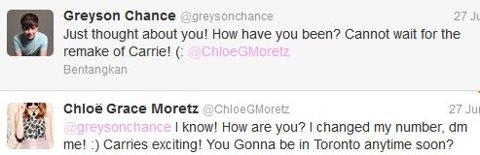 GREYSON CHANCE LAGI DEKET SAMA CHLOE MORETZ ? OH NO ...