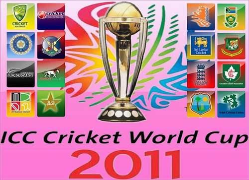 World Cup 2011 Schedule List. ICC Cricket World Cup 2011