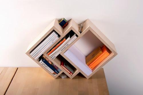 Drap Shelf by Vladimir Alekseev