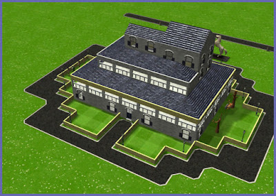 RCT3 colonial structure download