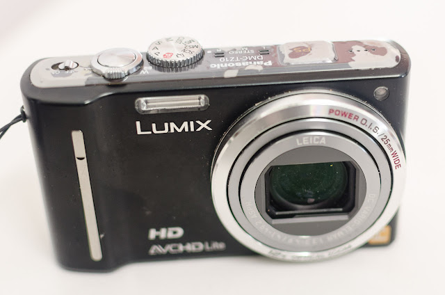 panasonic lumix dmc tz 10 camera