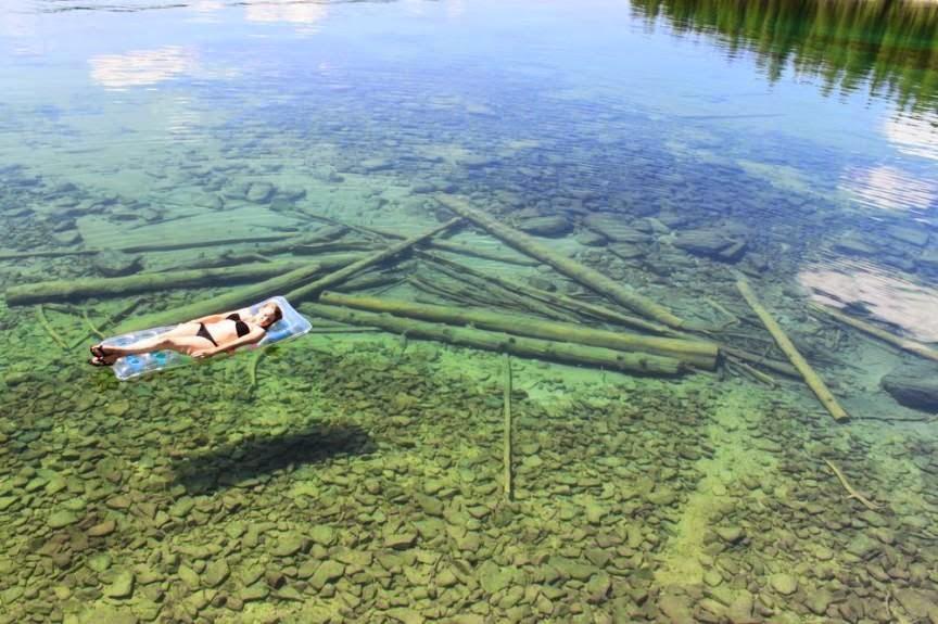 Danau Transparan